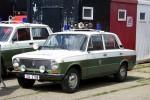 Beuster - Blaulichtmuseum Beuster - FuStW - Lada 1300 WAZ 2101 (WAS 2101)