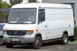BP 35-469 - Mercedes-Benz Vario 815 D - Entschärfer