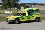 Bollnäs - Landstinget Gävleborg - Ambulans - 3 26-9390