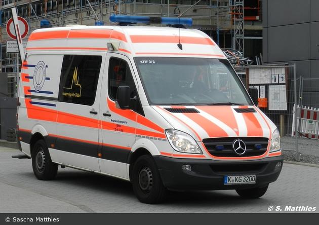 Ambulanz Köln/Krankentransporte Spies KG 03/85-02