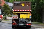 Berlin - Berliner Verkehrsbetriebe - Sicherheits- und Wartungsdienst (B-EV 1312)
