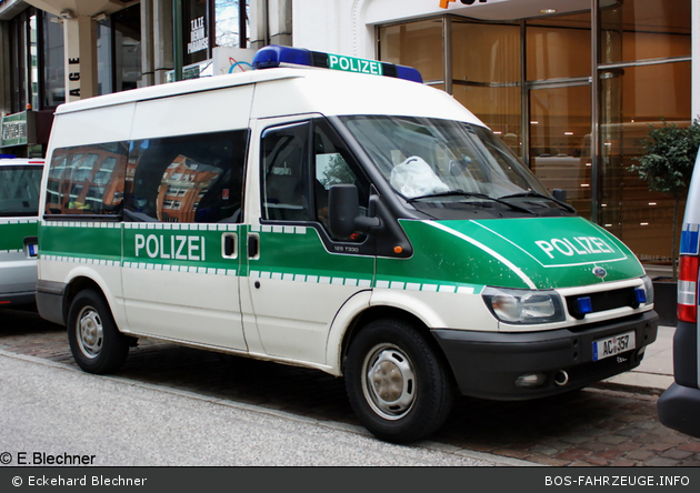 AC-357 - Ford Transit 125 T330 - HGruKW - Aachen