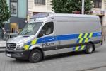 Olomouc - Policie - 4AJ 9613 - Entschärferfahrzeug
