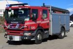 Nannestad - Øvre Romerike brann og redning - HLF - G.4.1