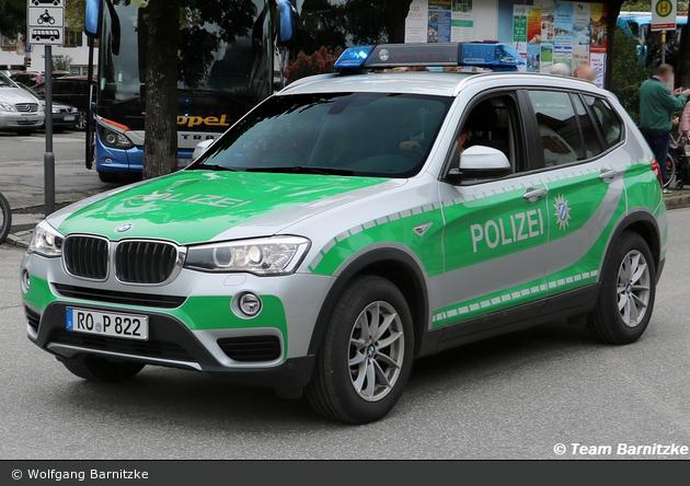 RO-P 822 - BMW X3- FuStW