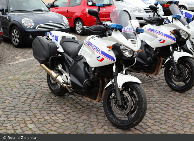 Paris - Police Nationale - SCM - KRad