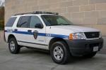 San Diego - Amtrak Police - FuStW 100