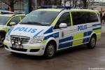 Karlstad - Polis - FuStW - 1 22-1420