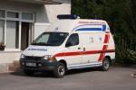 Bystrá - Zdravotnická Záchranná Služba - RTW
