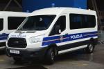 Zagreb - Policija - Interventna Jedinica - HGruKw