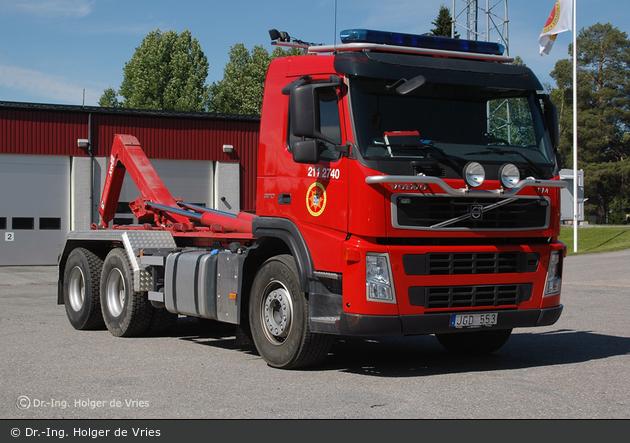 Luleå - Räddningstjänsten Luleå - WLF - 2 11-2740