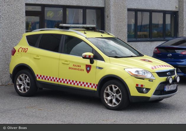 Åndalsnes - Rauma Brann- og Redningstjeneste - PKW