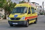 Paralimni - Cyprus Ambulance Service - RTW