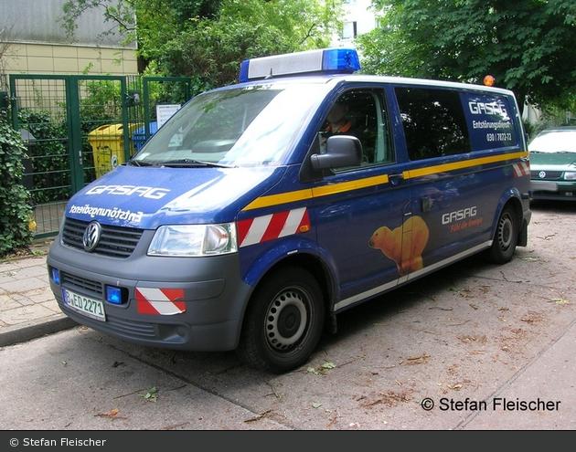 GASAG Berlin B-ED 2271