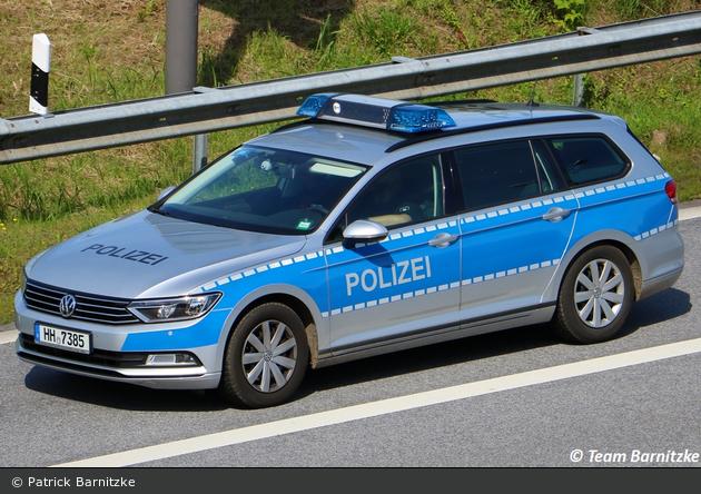 HH-7385 - VW Passat Variant - FuStW