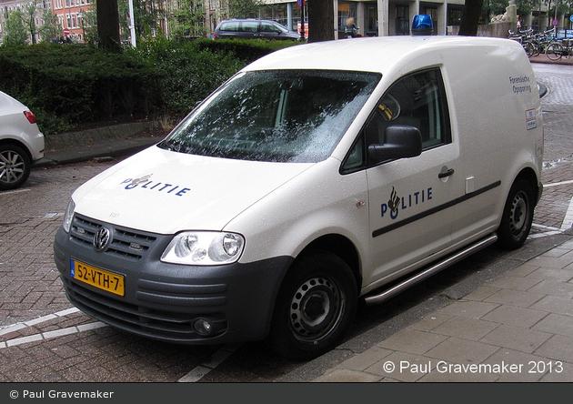 Amsterdam - Politie - Landelijk Team Forensische Opsporing - BeDoKw - 8137 (a.D.)