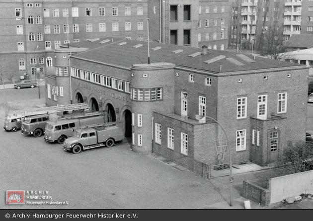HH - BF Hamburg - F 33 Veddel - Löschzug 1965