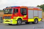 Hesperange - Service d'Incendie et de Sauvetage - HTLF 3000 (a.D.)