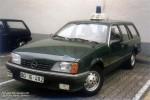 BG16-482 - Opel Rekord E Caravan - PKW (a.D.)