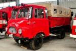 Welzow - Feuerwehrmuseum Welzow - LF-LKW-TS8-STA