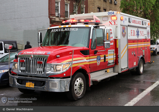 FDNY - EMS - Haz-Tac 004 - RTW