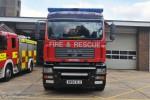 Bracknell - Royal Berkshire Fire & Rescue Service - PM