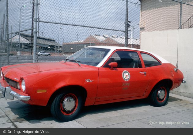 Los Angeles - LAFD - Car (a.D.)