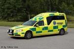 Hofors - Landstinget Gävleborg - Ambulans - 3 26-9290