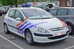 Liège - Police Fédérale - FuStW