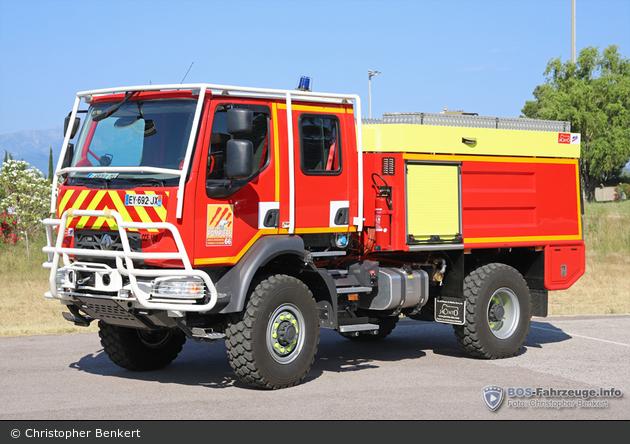 Le Boulou - SDIS 66 - TLF 30/33-W - CCFM HP