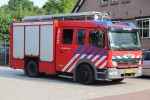 Alkmaar - Brandweer - HLF - 10-4731 (a.D.)