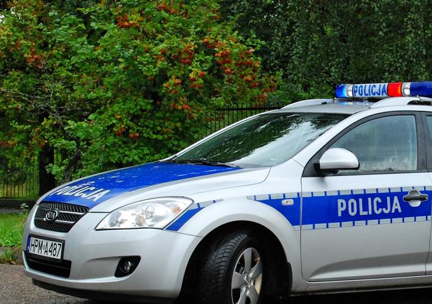 Augustów - Policja - FuStW - M419
