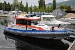 Zug - Zuger Polizei - Polizeiboot