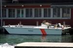 Zürich - StaPo - Wasserschutzpolizei - Tauchschiff