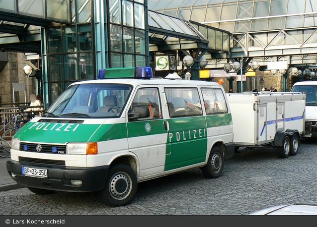 BP33-350 - VW T4 - DHuFüKW (a.D.)