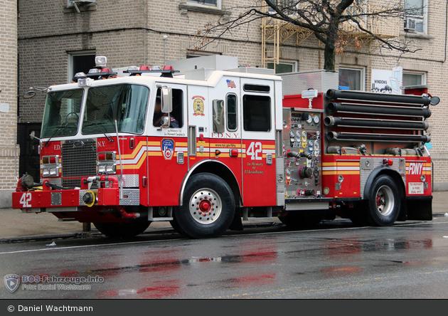 FDNY - Bronx - Engine 042 - TLF