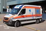 Baden - Kantonsspital Baden - RTW - Kaba 26