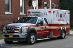FDNY - EMS - Ambulance 125 - RTW