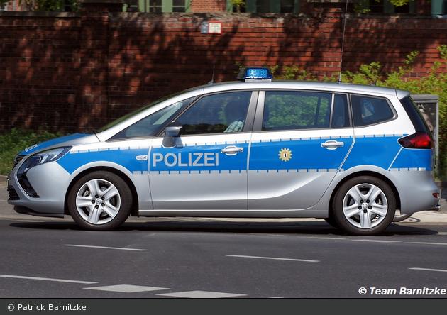 B-30000 - Opel Zafira Tourer - FuStW