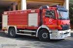 Agrigento - Vigili del Fuoco - TLF 8000