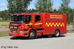 Bollnäs - Räddningstjänsten Södra Hälsingland - Släck-/Räddningsbil - 2 26-3010 (a.D.)