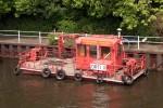 Florian Hamburg 045 Arbeitsboot (Orti II) (a.D.)