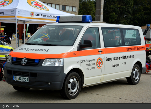 Bergwacht Bad Urach 96-01