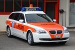 Flüelen - KaPo Uri - Patrouillenwagen