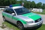 A-3162 - Audi A4 Avant - FuStW - Füssen
