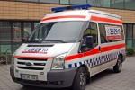 292910 Krankentransport Hamburg - KTW (HH-HR 2051)