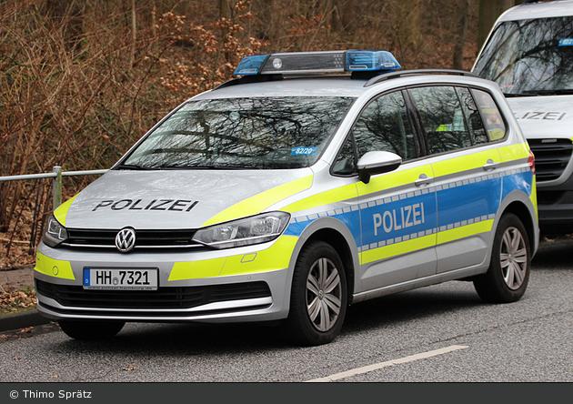 HH-7321 - VW Touran - FuStW