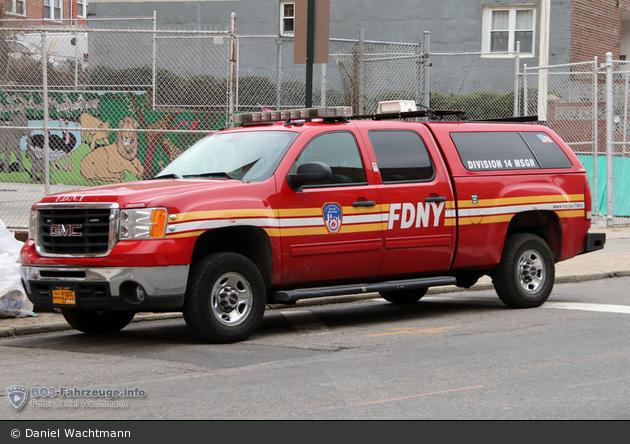 FDNY - Queens - Division 14 - PKW