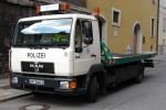 BePo - MAN 9.224 - Abschleppwagen