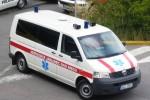 Jablonec nad Nisou - Nemocnice - KTW